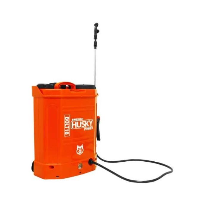 Aspersora Eléctrica Husky BOLT18