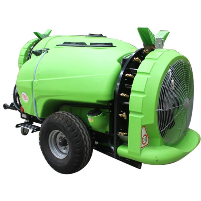 Aspersora para tractor Parazzini FQS8-1000