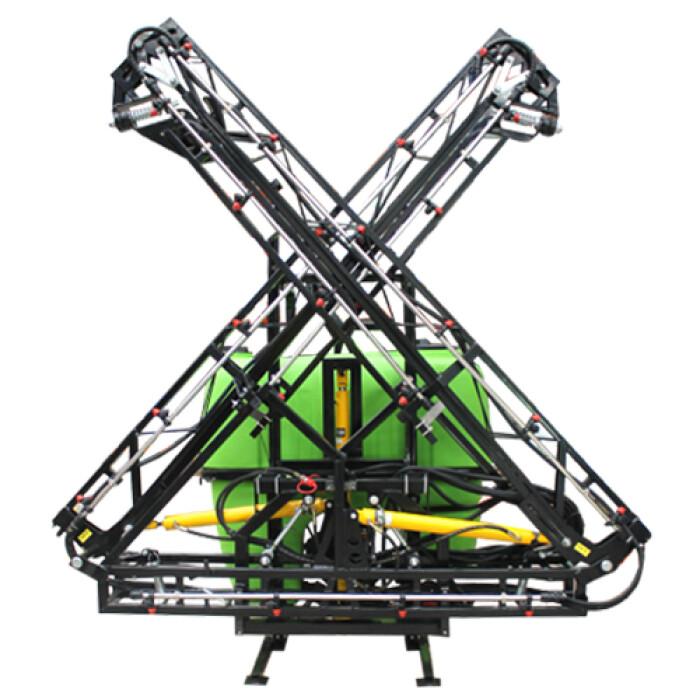 Aspersora para tractor Parazzini PXXZ12-600K