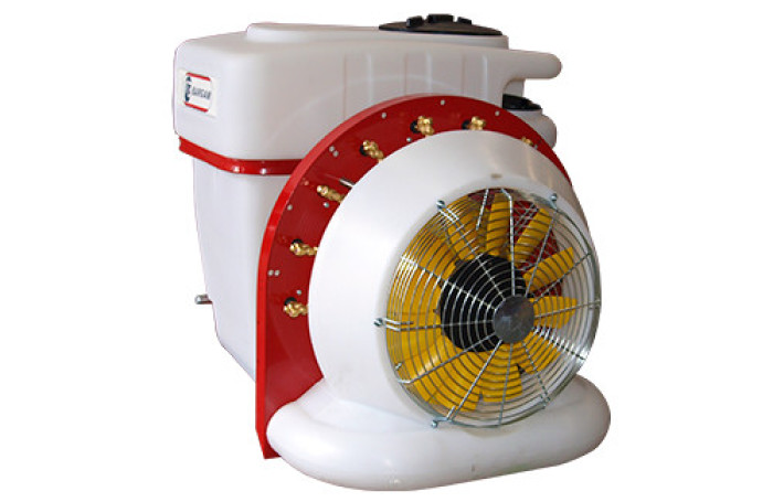 Aspersora para tractor de turbina Swissmex Aerospray 840304