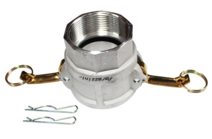 Conector para manguera Parazzini CMA-D3