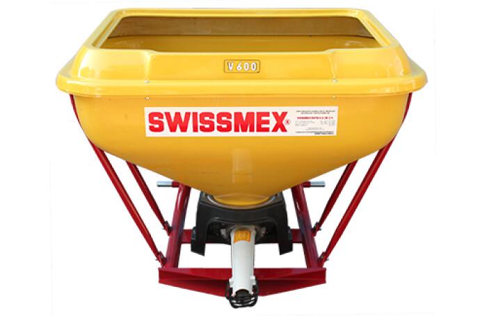 Fertilizadora Swissmex PDV 600