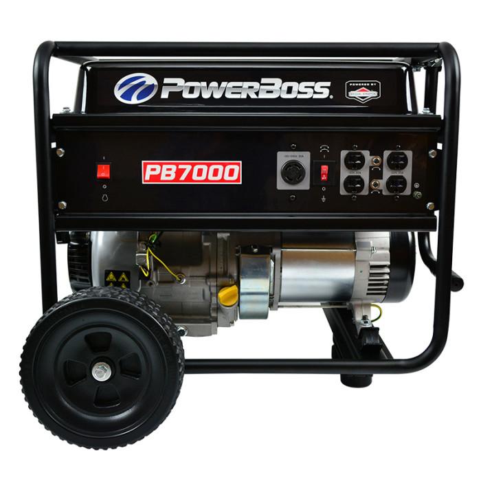 Generador Briggs Stratton PB7500