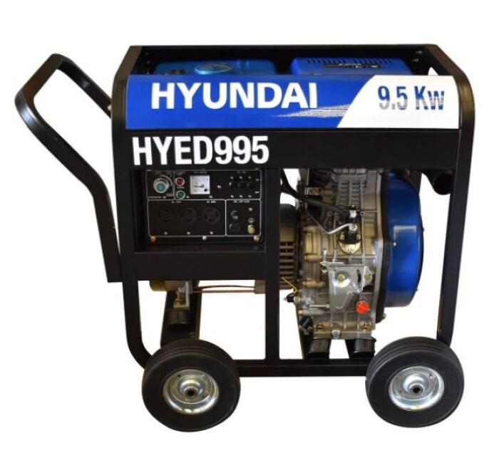 Generador Hyundai HYED995