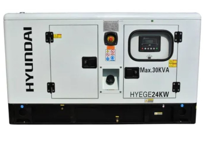 Generador Hyundai HYEGE24KW
