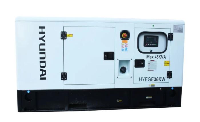 Generador Hyundai HYEGE36KW