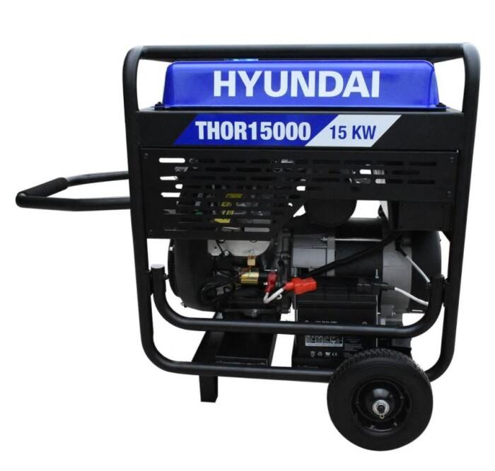 Generador Hyundai THOR15000