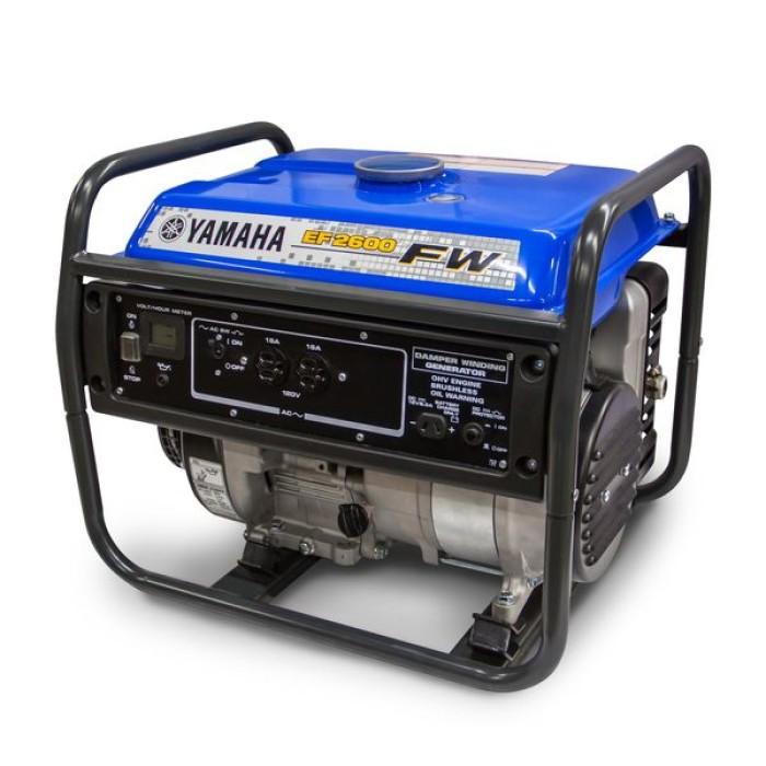 Generador Yamaha EF2600FW
