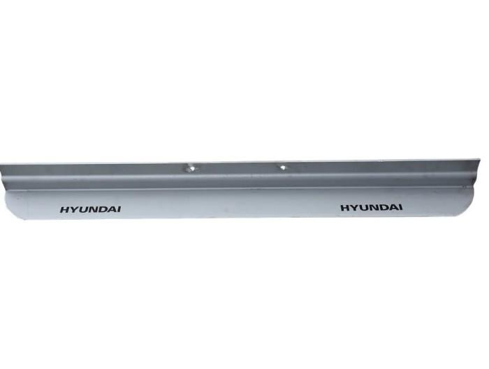 Llana para regla vibratoria Hyundai LL12