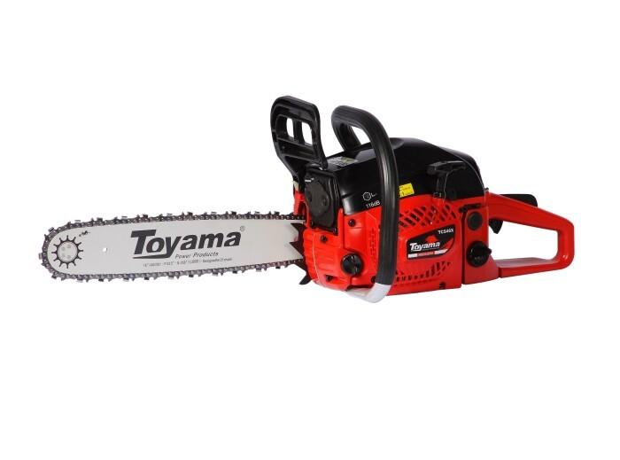Motosierra Toyama TCS46X-18E