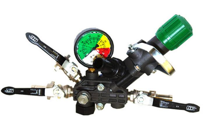 Regulador De Presión Swissmex 234100
