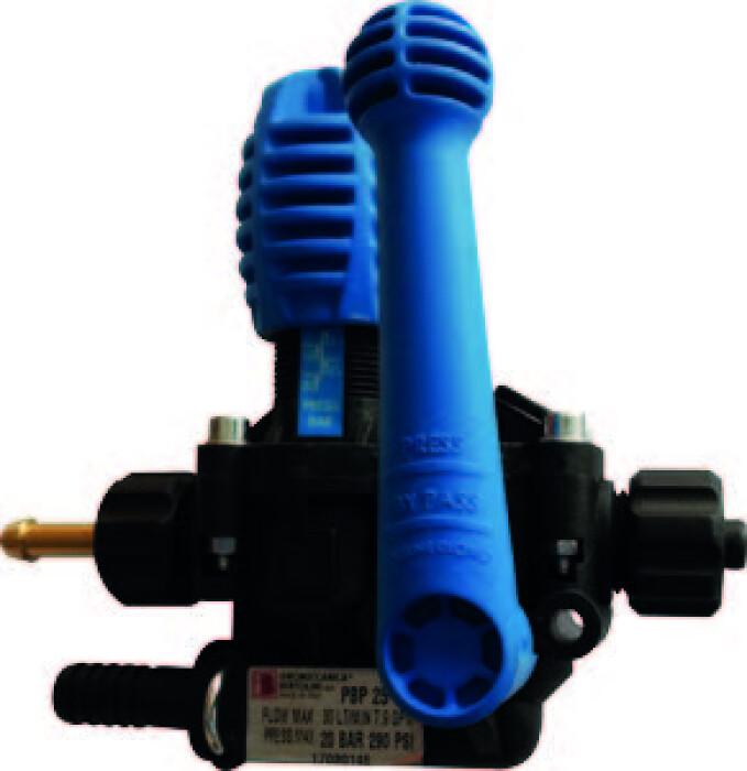 Regulador de presión Bertolini PBP25