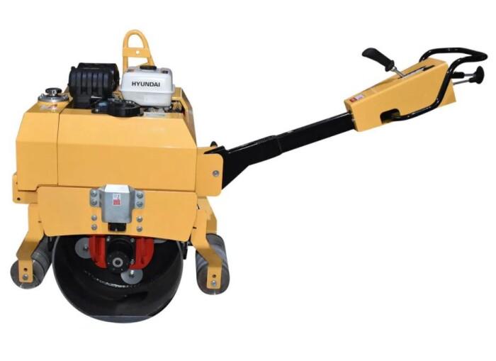 Rodillo compactador Hyundai HYRV750
