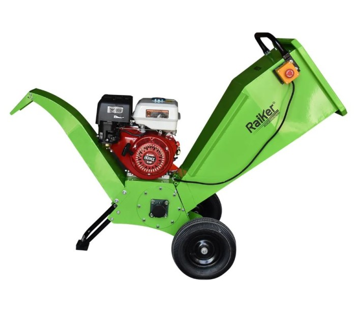Trituradora Raiker RKBIO275-HK9